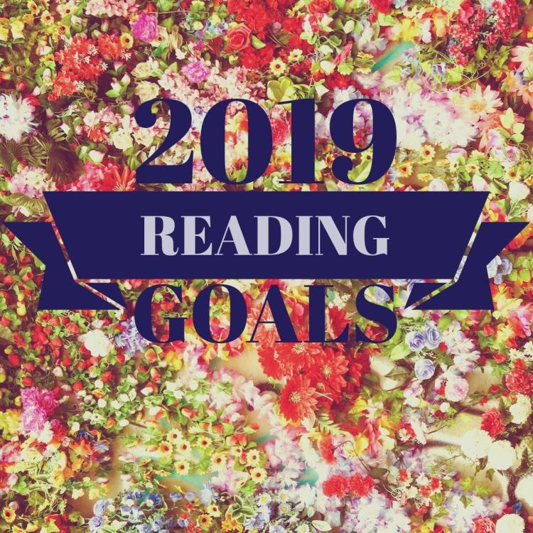 2019 Reading Goals